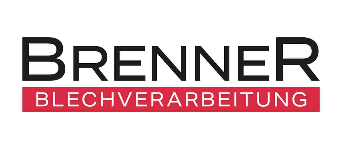 Überarbeitetes Logo Brenner Blechverarbeitung