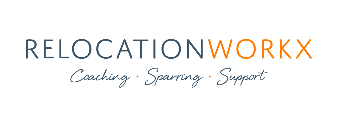 Logo Relocationworkx Coaching, Sparring, Support